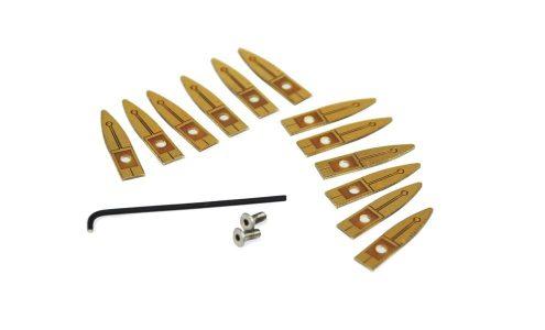 Tweezer tip replacement kit