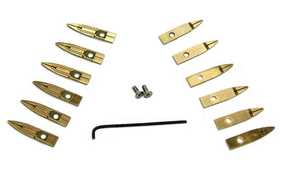 Wire Tweezer Tip Replacement Kit