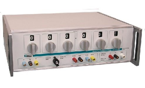 Decade Synchro Resolver Standard with Rack Mount