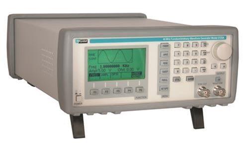 40 MHz Arbitrary Waveform Generator