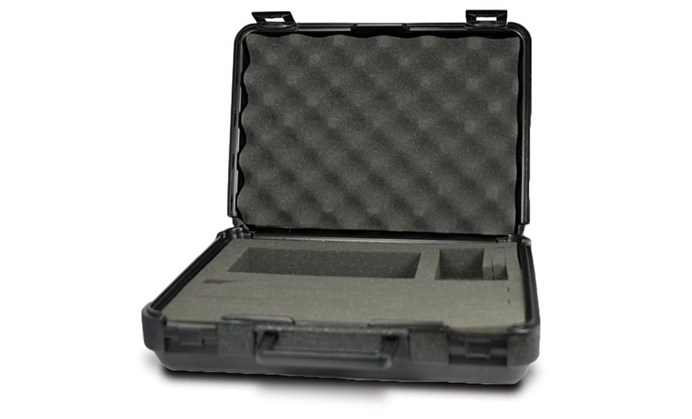 5000 high impact carrying case with foam insert for 840 850