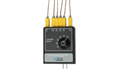6 Input Switch Box T/C Type K