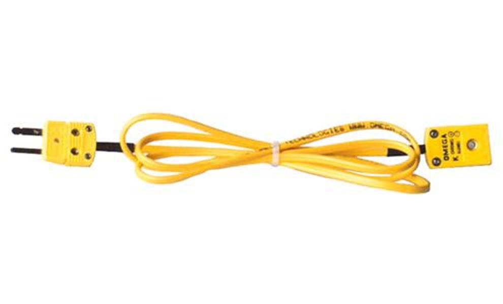 3 ft Type K Extension Cable (M) to (F)