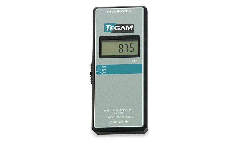 Economical General Purpose Digital Thermocouple Thermometer By TEGAM