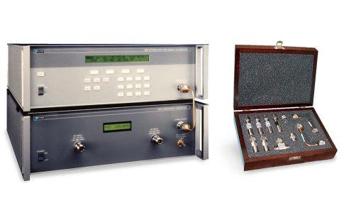 40 GHz Attenuation Measurement System