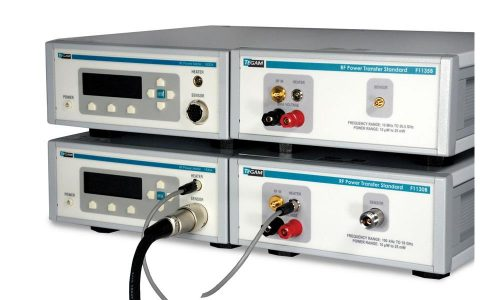100 kHz to 50 GHz RF Power Sensor Calibration System