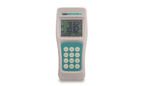 Single Input Handheld Digital Thermometer