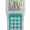 TEGAM's 931B Thermocouple Thermometer is a data logging digital thermometer for temp. measurement, monitoring and data collection needs.