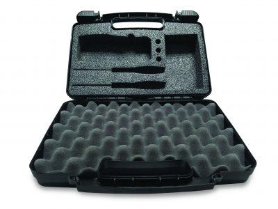 Foam Filled Case for Handheld Instruments