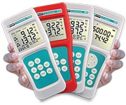 TEGAM's Total Temperature Line includes rugged and innovative thermocouple thermometers