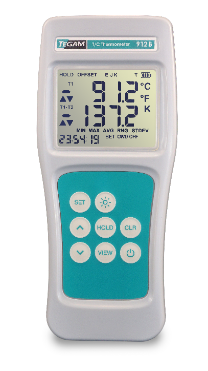TEGAM, Inc. Awarded Thermocouple Thermometer Contract with US Navy for 912B Dual Channel