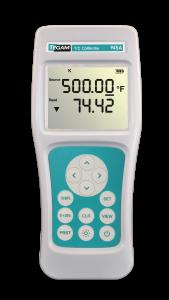 The TEGAM 945A temperature calibrator