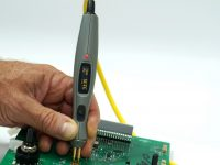 TEGAM Announces the Ultimate Handheld Meter – the BKDP-M2 Display Probe with Built-In Display for Bond Meter Ease!!