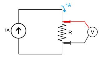 Figure 3: Schematic Representation of Kelvin Sensing